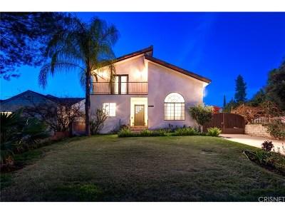 Burbank Single Family Home For Sale: 1031 East Verdugo Avenue