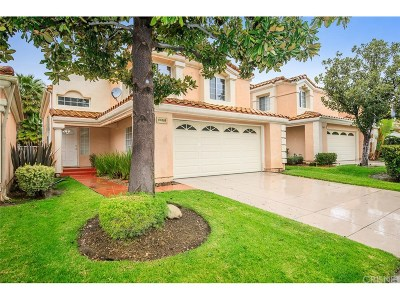 Stevenson Ranch Single Family Home For Sale: 25803 Dickens Court #2