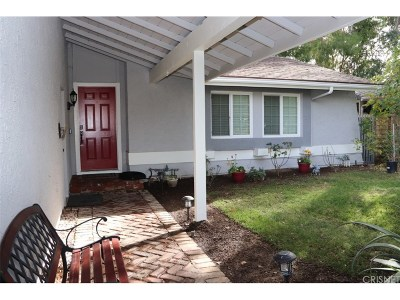 Single Family Home For Sale: 22946 Las Mananitas Drive