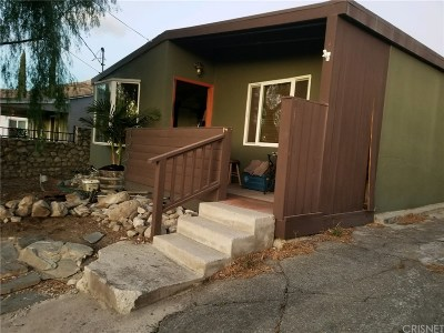 Tujunga Single Family Home For Sale: 10614 Fitzroy Avenue