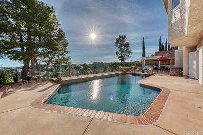Granada Hills Single Family Home For Sale: 17648 Orna Drive