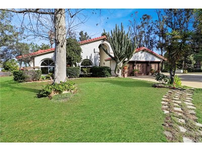 Simi Valley Single Family Home Active Under Contract: 726 Irvine Road
