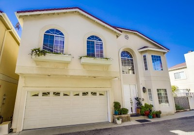North Hills Condo/Townhouse For Sale: 9441 Lemona Avenue