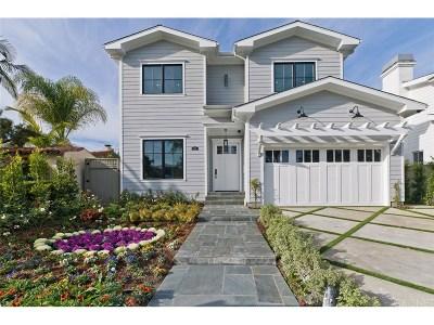 Los Angeles Single Family Home For Sale: 10451 Almayo Avenue