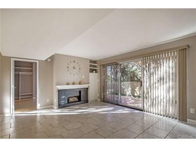 Sherman Oaks Condo/Townhouse Sold: 14850 Hesby Street #101