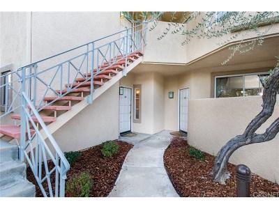 Valencia Condo/Townhouse Active Under Contract: 23725 Del Monte Drive #193