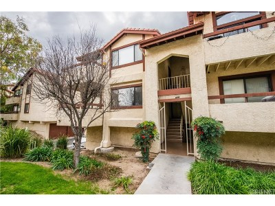 Canyon Country Condo/Townhouse Active Under Contract: 18169 Sundowner Way #911