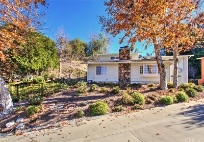 Encino Single Family Home For Sale: 4404 Portico Place