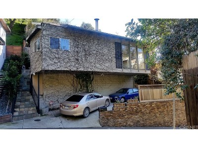 Beverly Hills Single Family Home Active Under Contract: 9882 Portola Drive