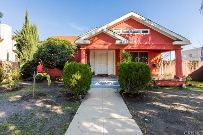 Los Angeles Single Family Home For Sale: 502 North Oxford Avenue
