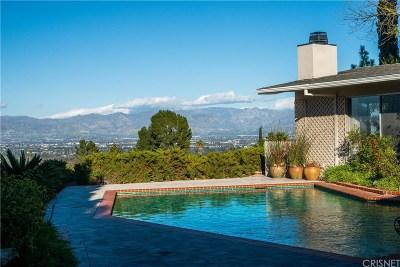 Encino Single Family Home For Sale: 4235 Alonzo Avenue