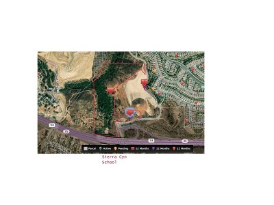 Chatsworth Residential Lots & Land For Sale: 20901 Browns Cyn