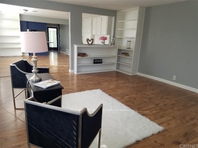 Van Nuys Single Family Home Active Under Contract: 7001 Willis Avenue