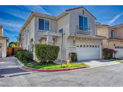 West Hills Single Family Home Sold: 8344 Chelsea Lane