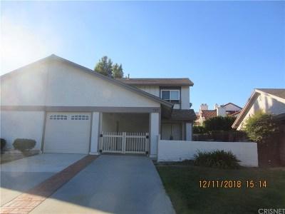 Camarillo Condo/Townhouse For Sale: 727 Green Lawn Avenue