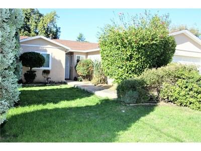 Sylmar Single Family Home For Sale: 14693 Rex Street