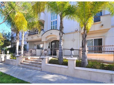 Beverlywood Vicinity (C09) Condo/Townhouse For Sale: 1102 Rexford Drive #PH4