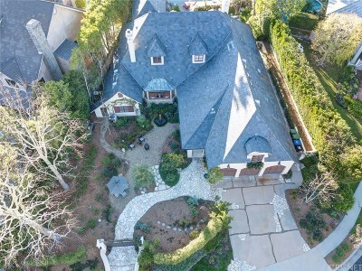 Encino Single Family Home Sold: 4155 Green Meadow Court