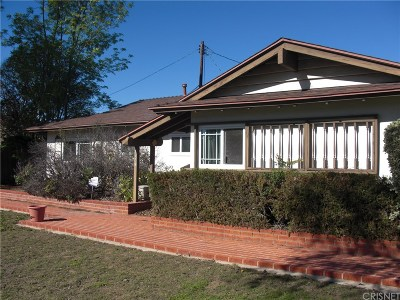 Newbury Park Single Family Home Active Under Contract: 3125 Lynn Court