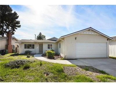 West Hills Single Family Home Sold: 22926 Ingomar Street