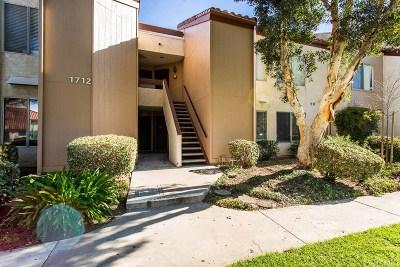 Simi Valley Condo/Townhouse For Sale: 1712 Sinaloa Road #103