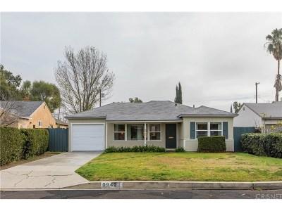 Winnetka Single Family Home Active Under Contract: 6942 Quakertown Avenue