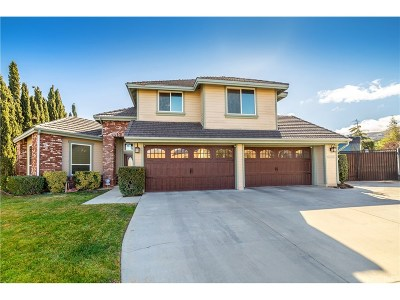 Palmdale Single Family Home Active Under Contract: 6018 Buckingham Court