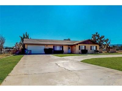 Lancaster Single Family Home For Sale: 4664 West Avenue K8