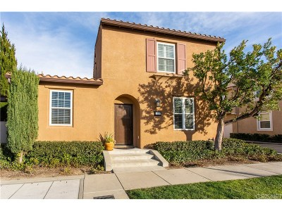 Porter Ranch Condo/Townhouse For Sale: 11476 Ghiberti Way