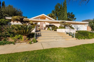 Porter Ranch Single Family Home Active Under Contract: 19553 Bermuda Street