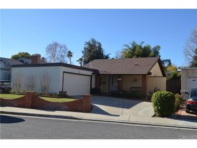 Valencia Single Family Home For Sale: 25317 Via Calinda