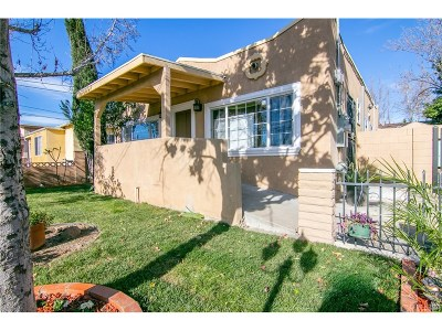 Single Family Home For Sale: 623 Hollister Street