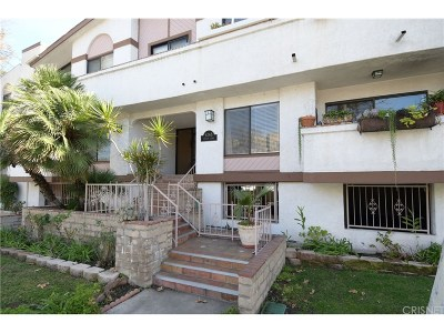 Studio City Condo/Townhouse Sold: 4248 Laurel Canyon Boulevard #105