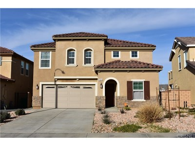 Palmdale Single Family Home For Sale: 2601 Candleberry Way