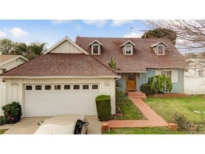 West Hills Single Family Home Sold: 6629 Dannyboyar