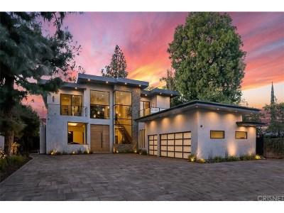 Encino Single Family Home For Sale: 5301 Amestoy Avenue