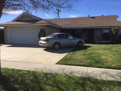 Pacoima Single Family Home For Sale: 11265 Norris Avenue