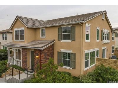 Valencia Single Family Home For Sale: 28247 North Via Sonata Drive