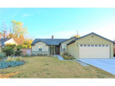 Winnetka Single Family Home For Sale: 20400 Baltar Street