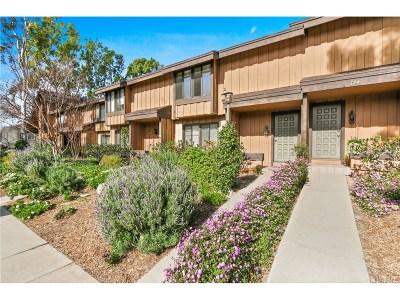 Northridge Condo/Townhouse Active Under Contract: 9634 Amigo Avenue #125