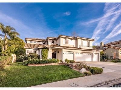 Simi Valley Single Family Home For Sale: 154 Golden Glen Drive