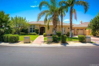 Rancho Mirage Single Family Home For Sale: 46 Calle Del Norte