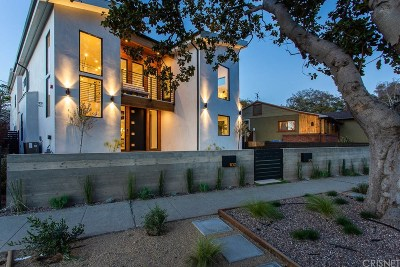 Los Angeles Single Family Home For Sale: 11011 Exposition Boulevard