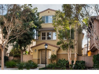 Irvine Condo/Townhouse For Sale: 6 Ladypalm