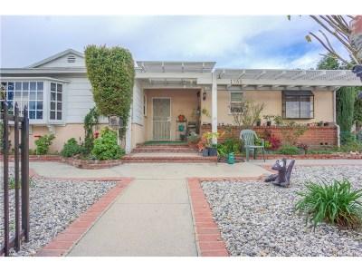 Arleta Single Family Home Active Under Contract: 13663 Sunburst Street