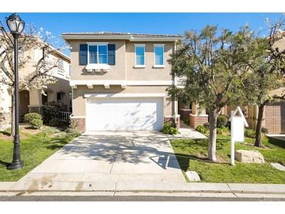 Valencia Single Family Home Active Under Contract: 24027 Tango Drive