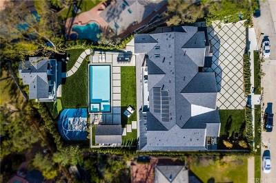 Encino Single Family Home For Sale: 4379 Firmament Avenue