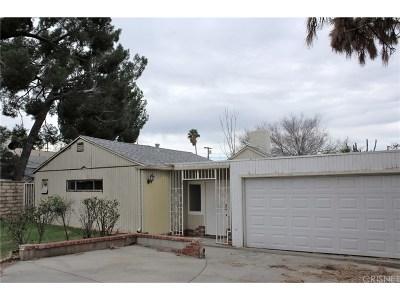 Sunland Single Family Home For Sale: 11011 Whitegate Avenue