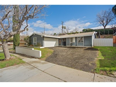 Canyon Country Single Family Home For Sale: 18617 Fairweather Street