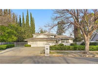 Porter Ranch Single Family Home For Sale: 11300 Chimineas Avenue
